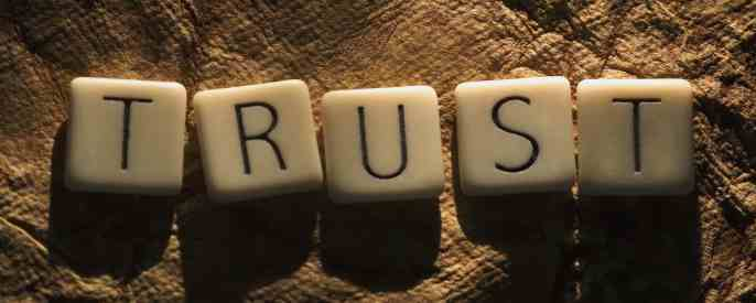 TRUST THYSELF