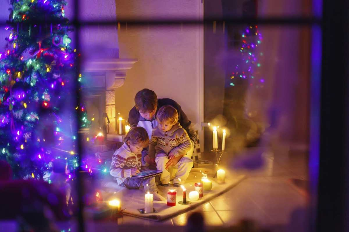An Unexpected Christmas.....The Christmas Story..... Good News of Great Joy