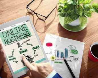 Start Your Business Online Through These Steps