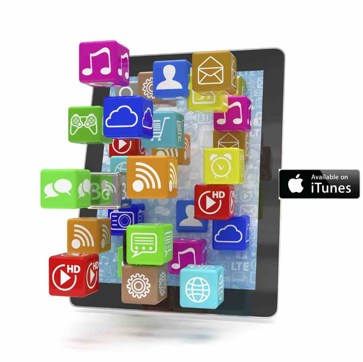iTunes Store: IOS Apps TOP Free iPad Apps