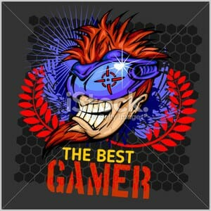 The Best Gamer...Get Gamed
