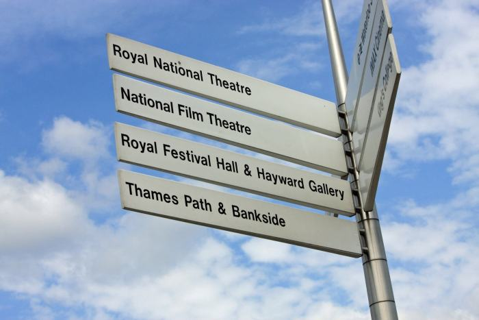 signposts pointing in various directions