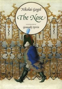 Cover of The Nose by Babel.