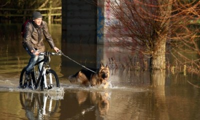 UK flooding - in pictures
