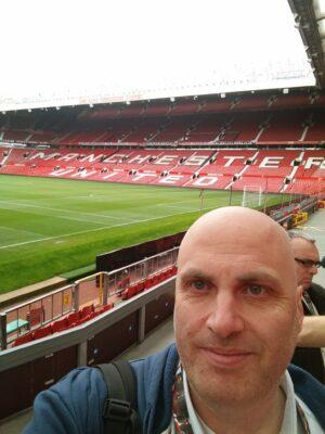 Old Trafford Selfie