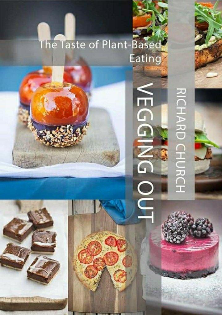Vegging Out Cookbook