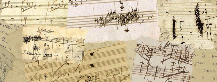 composer scribbles