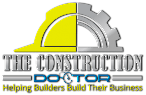 The Construction Doctor - Business Consultant - Logo Full Color