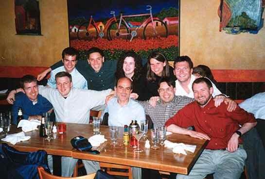 32 dinner at mpa 2000