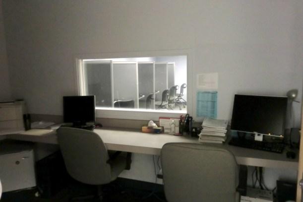 apl control room
