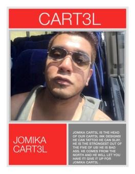Jomika Cart3l