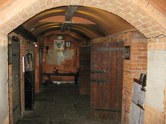 derby Gaol
