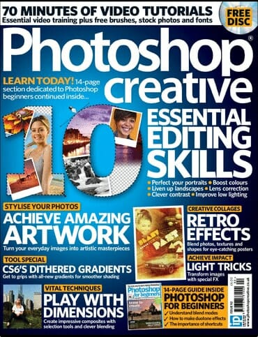 Photoshop Creative Issue 92 Feature