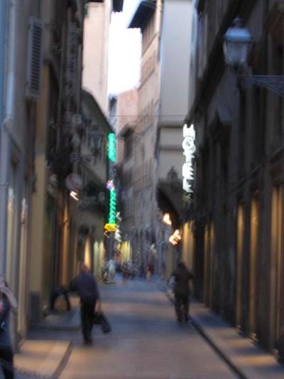Blurry Street x