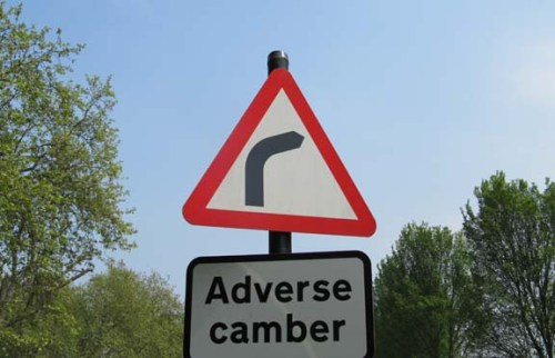 Adverse Camber x