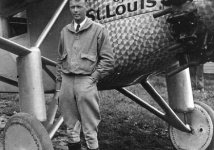 Lindbergh, 1927