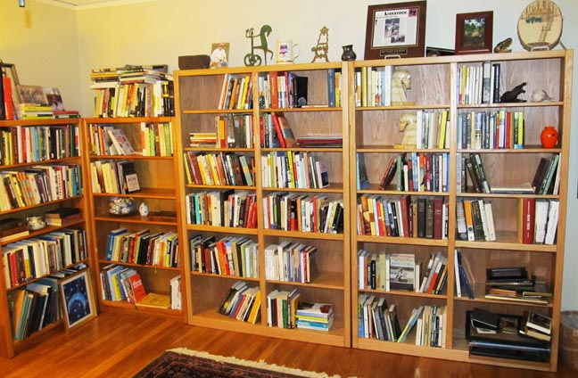 Bookcases 2x