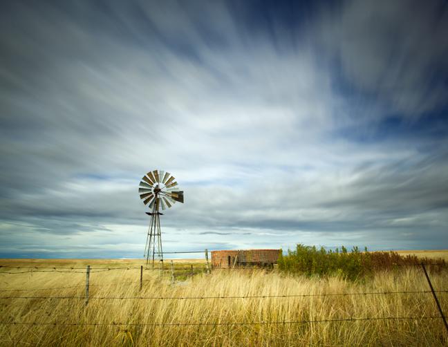 Plains Windmill-Shutterstock