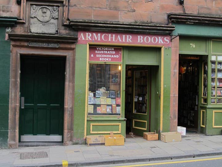 Bookstore, Quaint x2