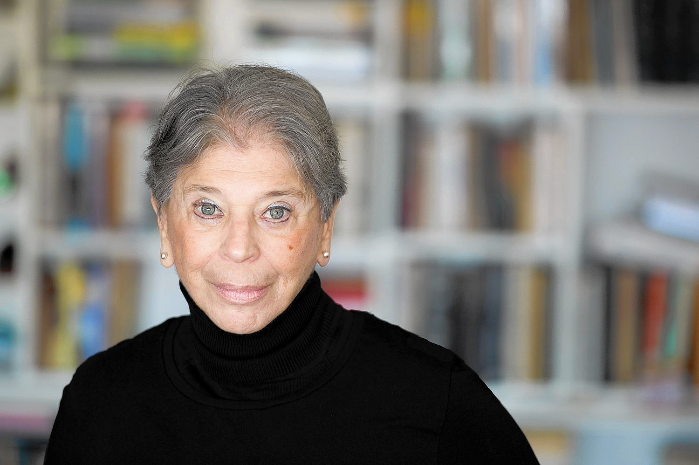 Vivian Gornick at 80