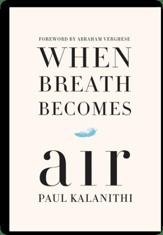 Kalanithi memoir