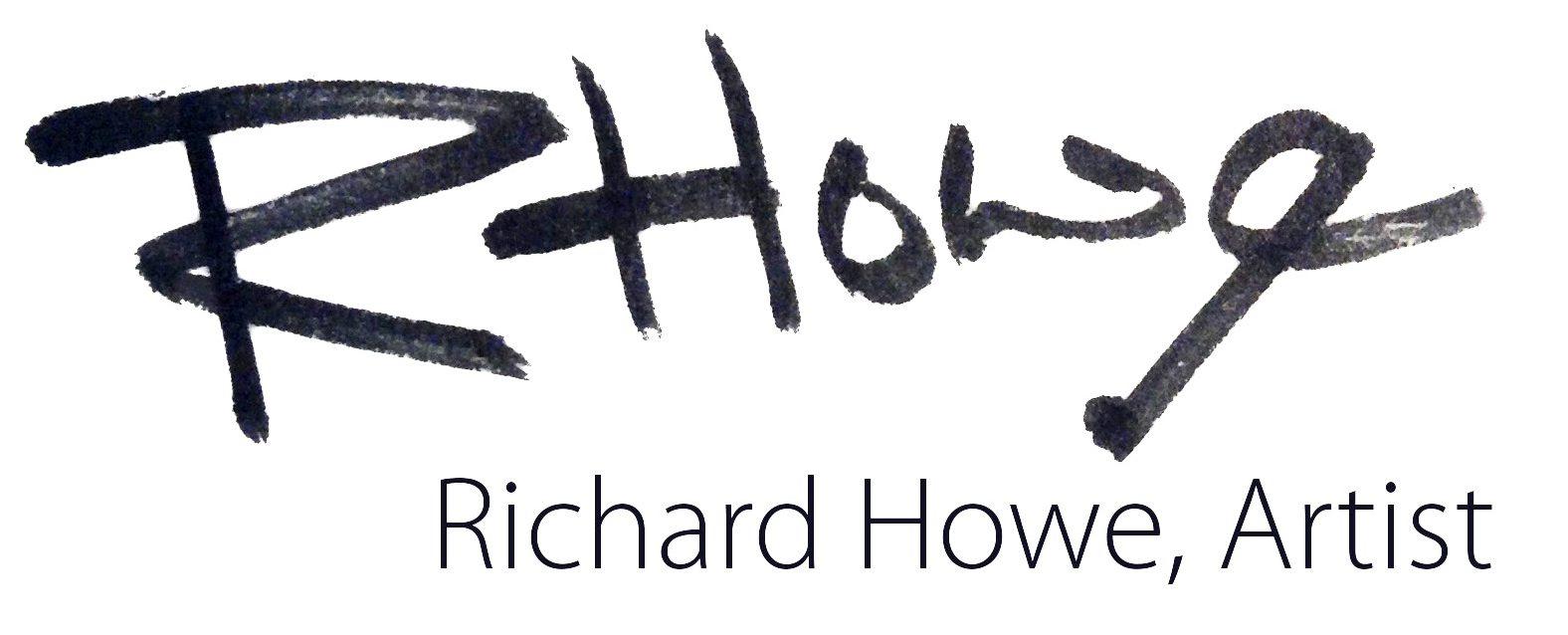 Richard Howe – Artist