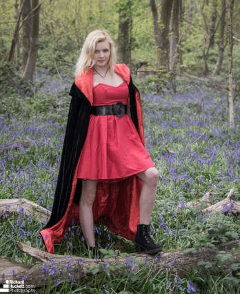 Red Riding Hood, Emma 2019 (3)