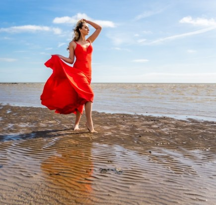 Sunny Harwich Beach (85)