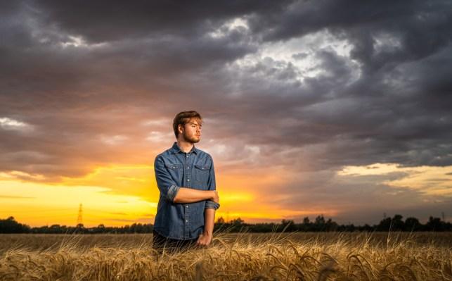 Kids Barley Field (28)