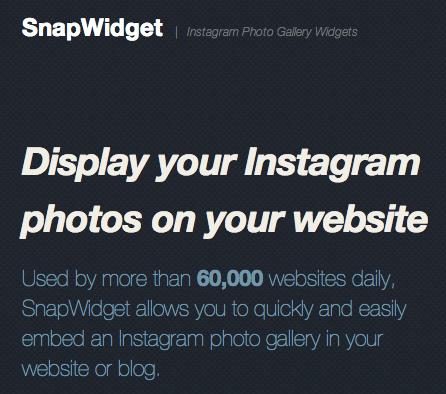 Snap Widget