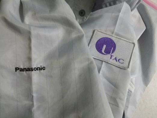UTAC badge