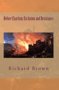 Chartism 1 book cover front