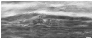 HMS Belfast: JW53 from Loch-Ewe