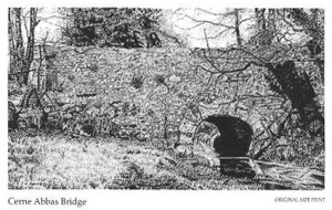 Cerne Abbas Bridge