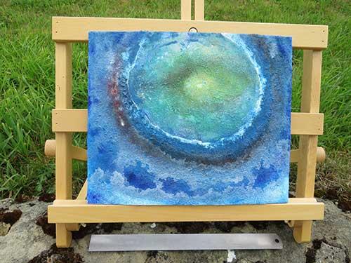 Coronavirus Blues by Richard Kennedy