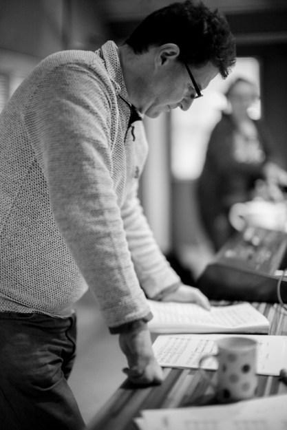 David Tobin - Conductor & Arranger