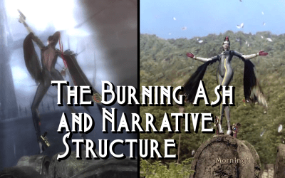 The Burning Ash and Narrative Structure