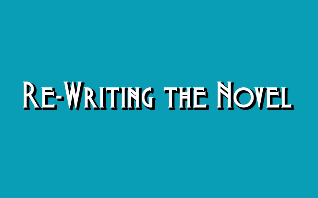 Re-Writing The Novel