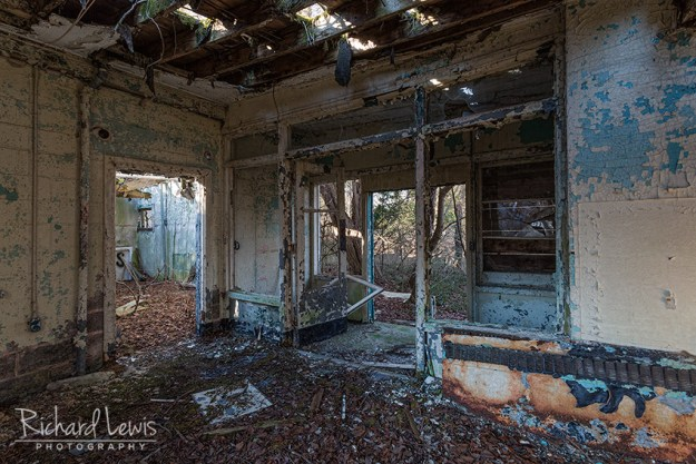 Ph-58 Nike Missile Barracks by Richard Lewis