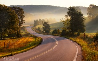 Missouri Backroads by Richard Lewis