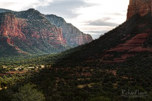 Sedona Morning Light