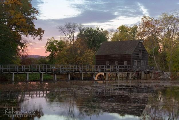 Philipsburg Mill by Richard Lewis