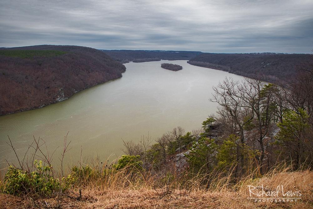 Pinnacle Overlook Susquehanna River PA