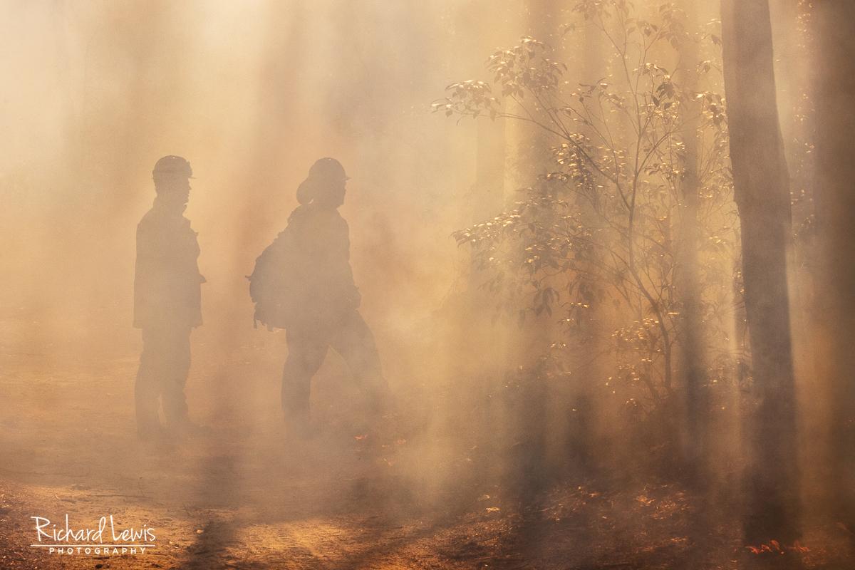 Pine Barrens Firefighers