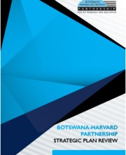 Botswana-Harvard Partnership Strategic Plan Review 2014