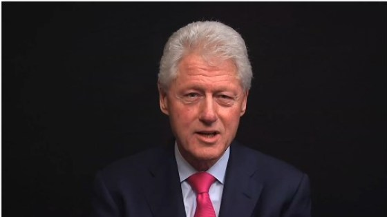 President Clinton speaks AIDS@30 symposium