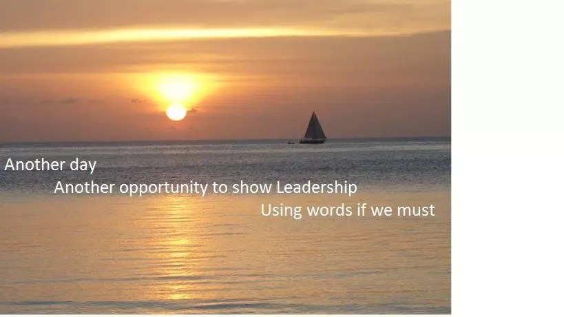 weldining leadership purpose to daily priorities
