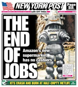 automation is killing our jobs