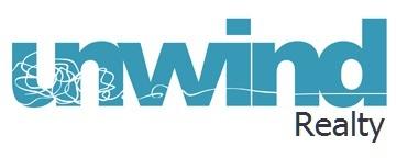 Unwind Realty Logo