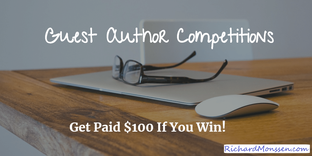 Guest Author Competition